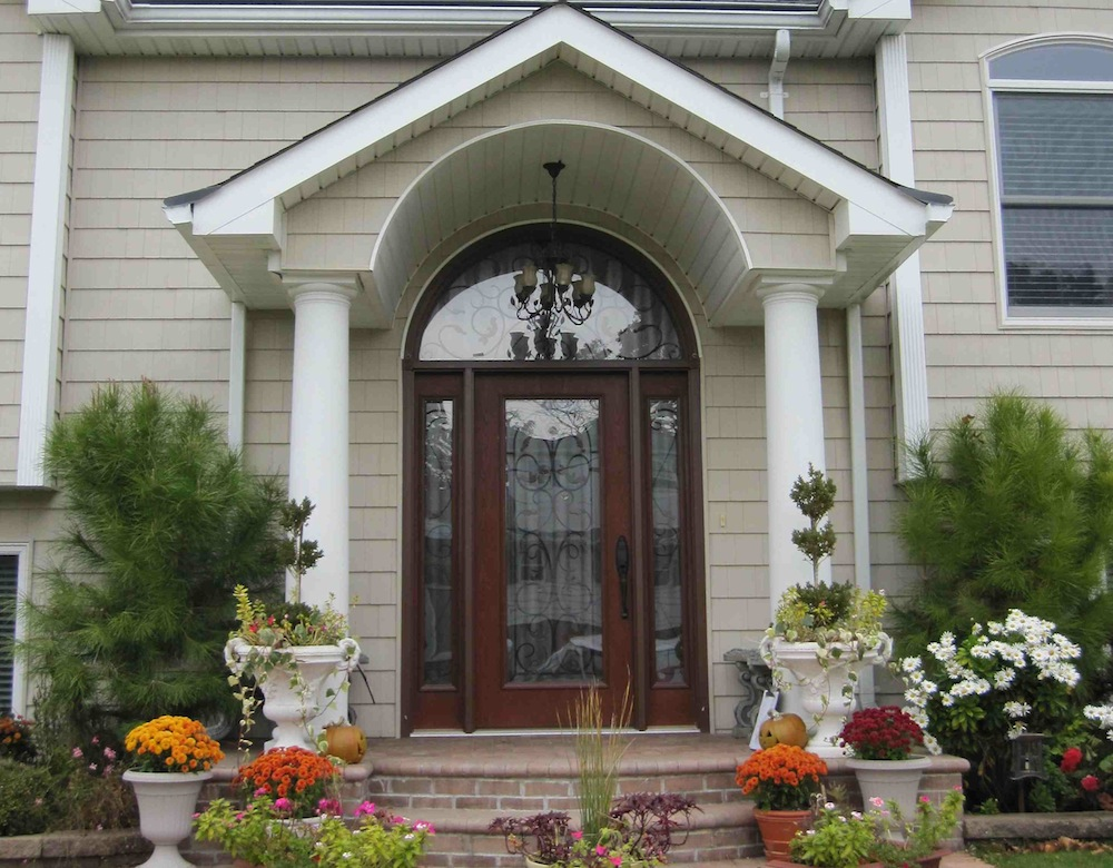 Since 1989 Royal Home Products has been designing and installing the highest quality uPVC replacement windows and fiberglass entry doors. & Doors With Transoms | Royal Home Products Inc. u2013 Serving Long Island ...
