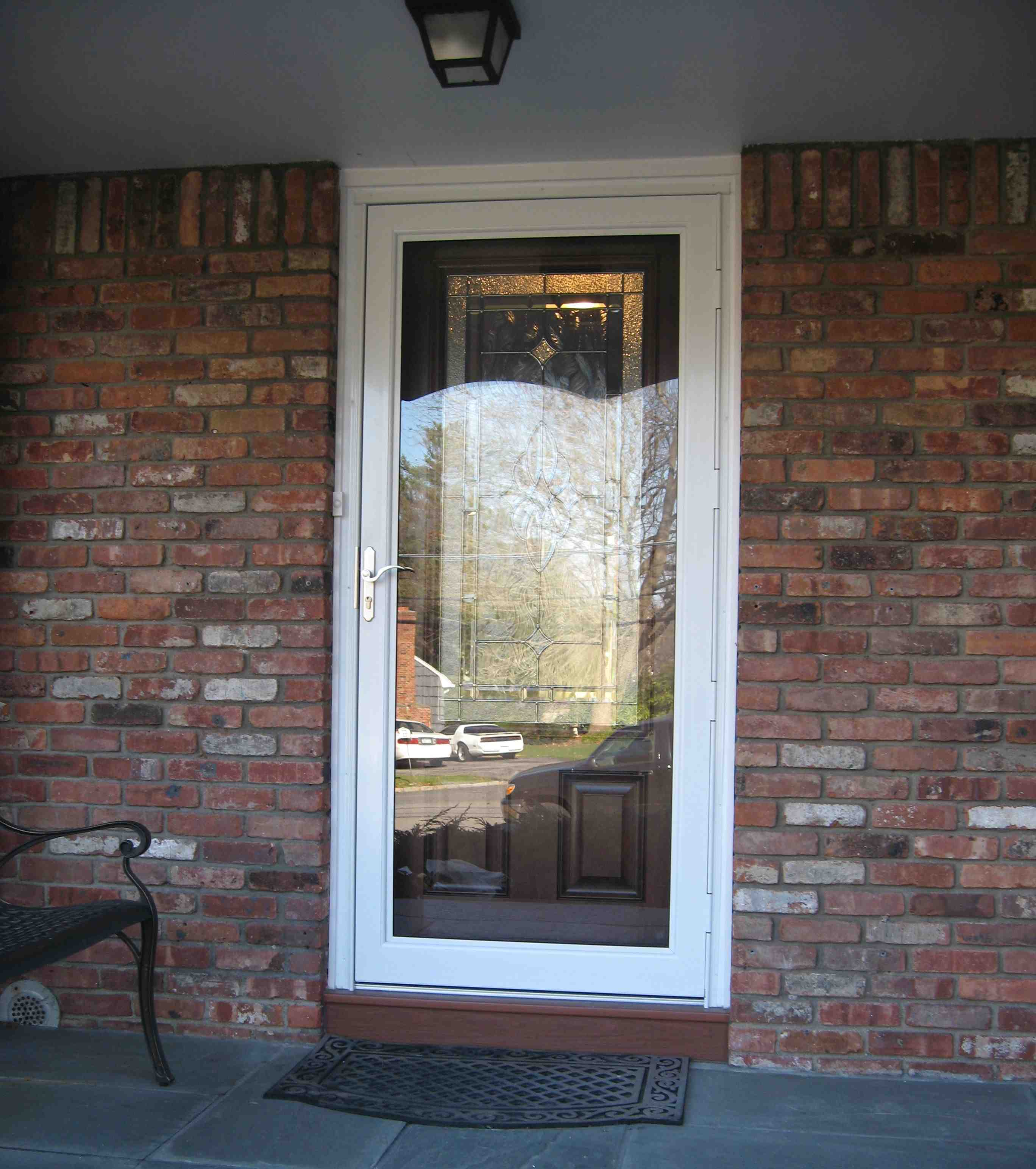 Elmont Storm Doors Royal Home Products Inc Serving Long Island