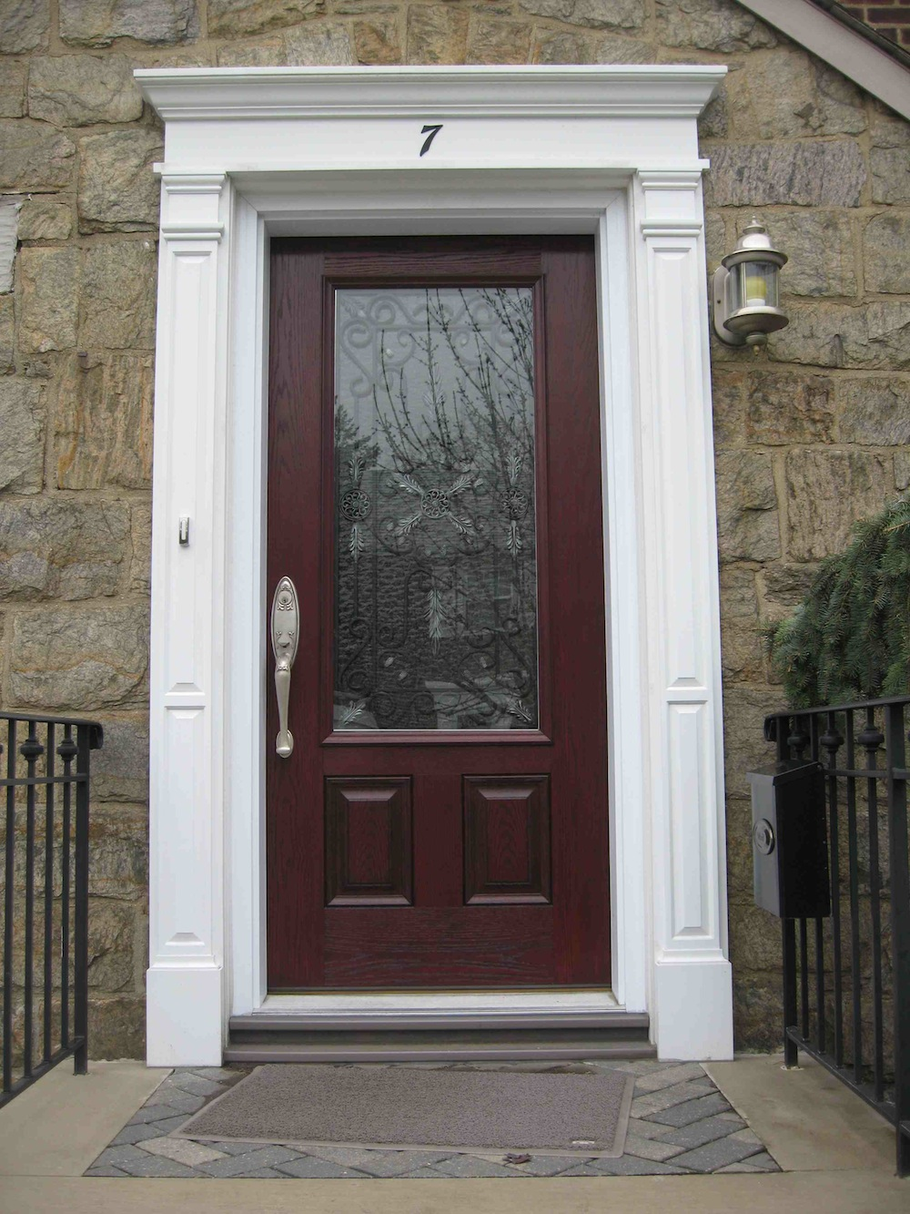 Single Doors Royal Home Products Inc Serving Long